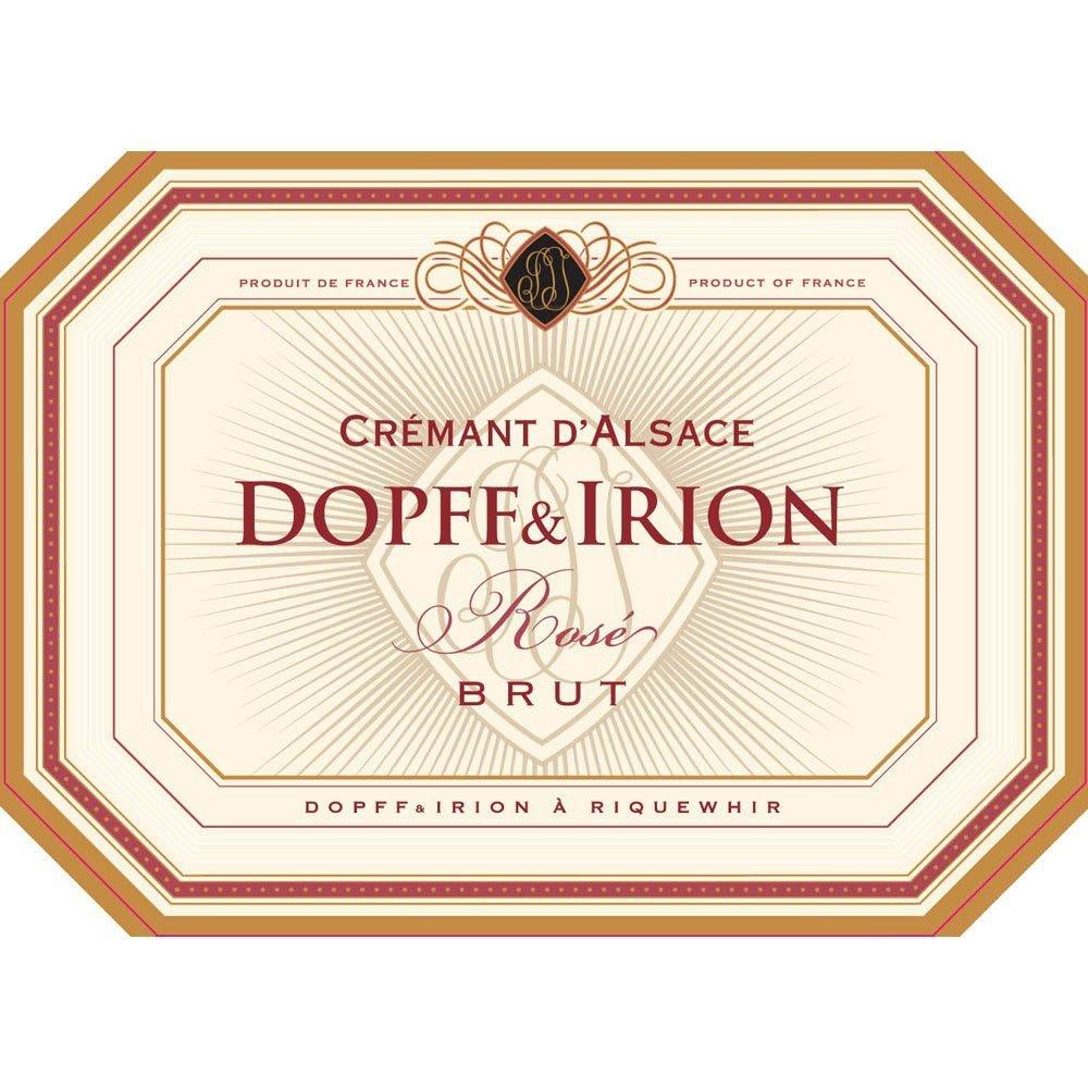 Dopff & Irion Cremant Rose Brut - Champagne & Sparkling