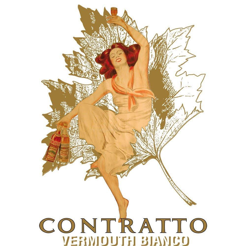 Contratto Vermouth Bianco - Dessert Wine