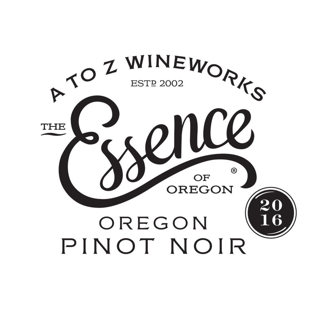 A to Z 2016 Essence Pinot Noir - Red Wine