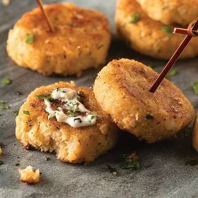 1 (15 oz. pkg.) Mini Crab Cakes