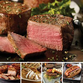 Anytime Filets & More Grill Package