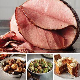 Duroc Country Ham Dinner
