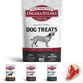 Dog Treat Gift Package