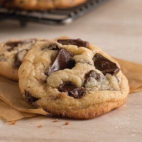 1 (24.7 oz. pkg.) Chocolate Chunk Cookie Dough