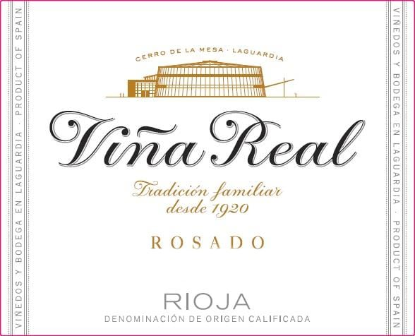 CVNE 2018 Vina Real Rosado - Rose Rose Wine