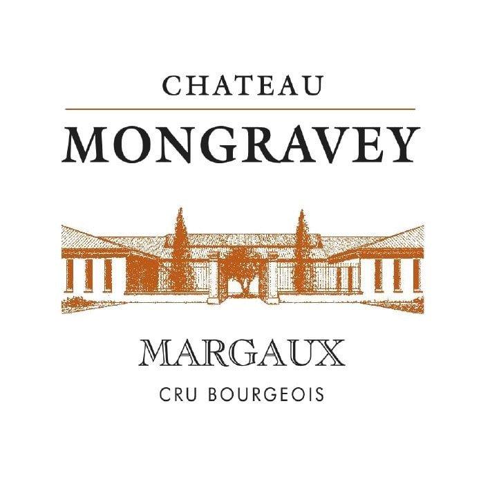 Chateau Mongravey 2016 - Bordeaux Blends Red Wine
