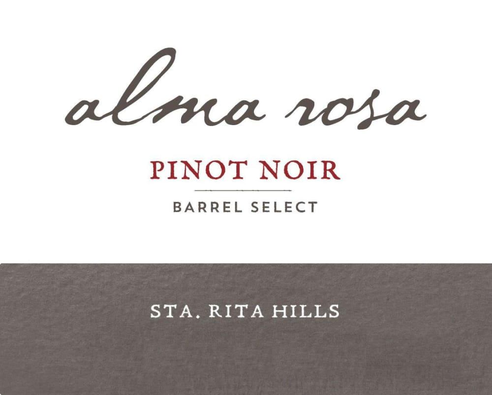 Alma Rosa 2016 Barrel Select Pinot Noir - Red Wine
