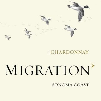 Migration 2017 Sonoma Coast Chardonnay - White Wine