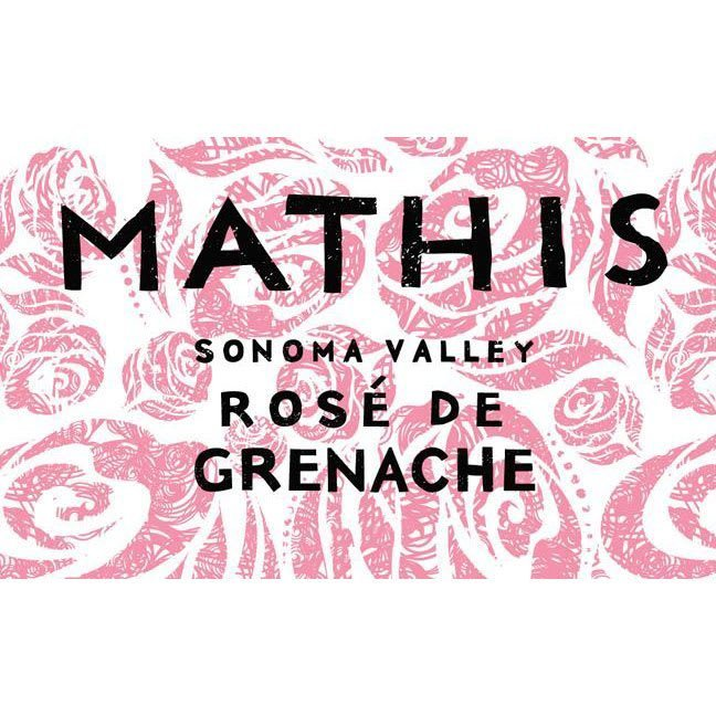 Peter Mathis 2018 Rose of Grenache - Rose Rose Wine