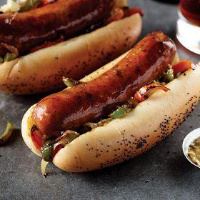 8 (3 oz.) Italian Sausages