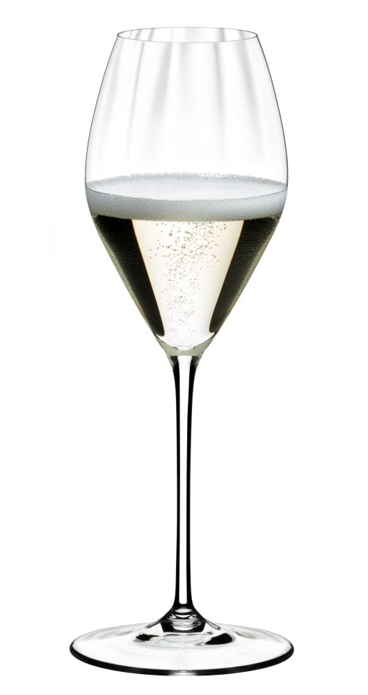 Riedel Performance Champagne Glasses - Set of 2 - Stemware & Decanters Glassware