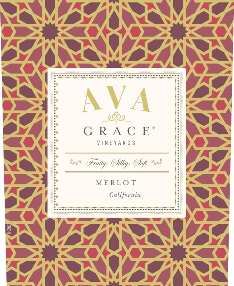 AVA Grace 2016 Merlot - Red Wine
