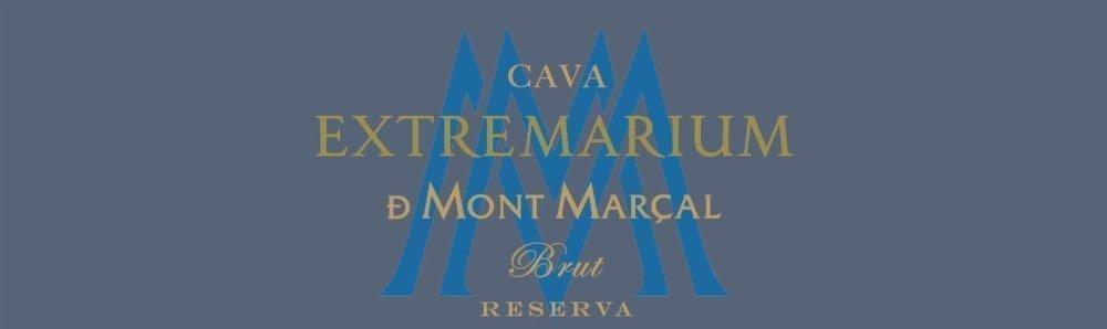 Mont-Marcal NV Cava Brut Extremarium - Champagne & Sparkling