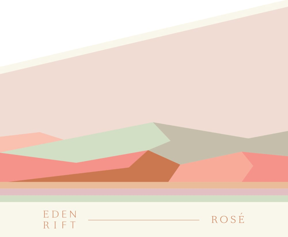 Eden Rift 2018 Rose of Pinot Noir - Rose Rose Wine