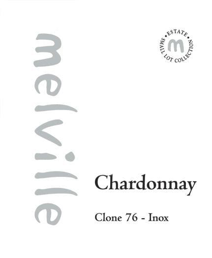 Melville 2018 Clone 76 Inox Chardonnay - White Wine