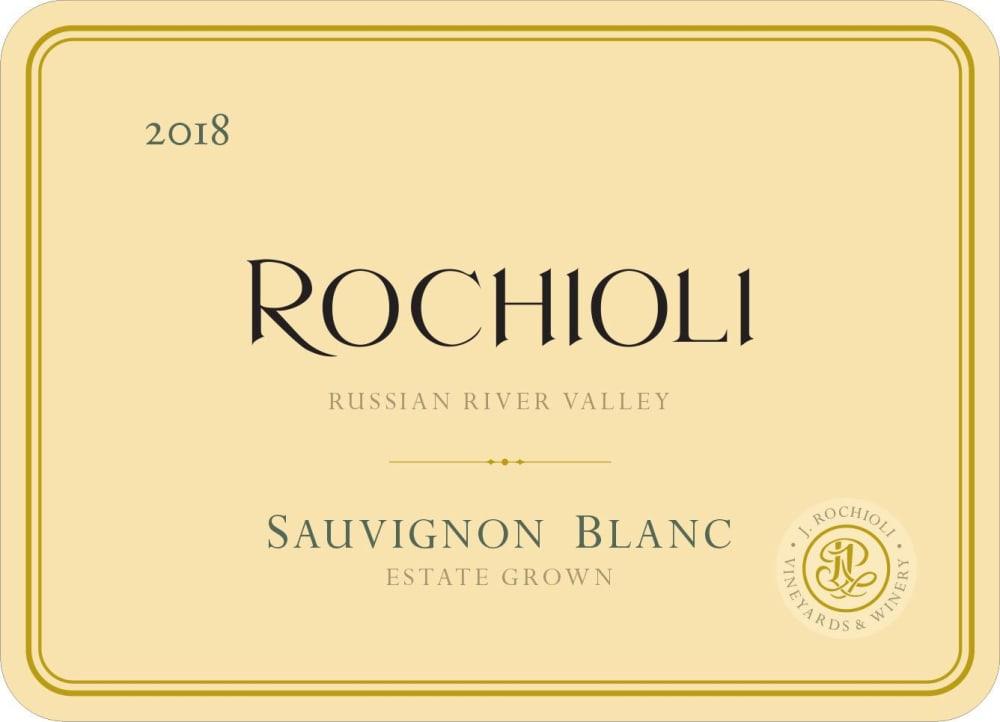 Rochioli 2018 Estate Sauvignon Blanc - White Wine