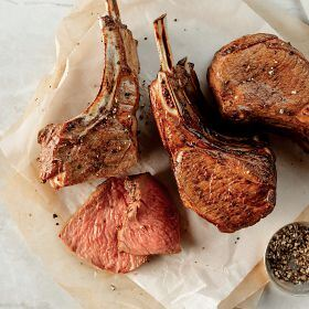 6 (6 oz.) New Zealand Lamb Rib Chops
