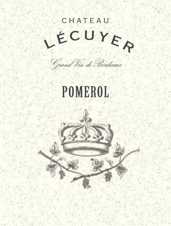 Chateau L'Ecuyer 2016 Pomerol - Bordeaux Blends Red Wine