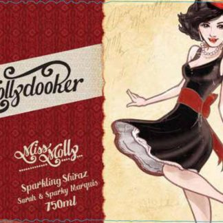Mollydooker 2016 Miss Molly Sparkling Shiraz - Champagne & Sparkling