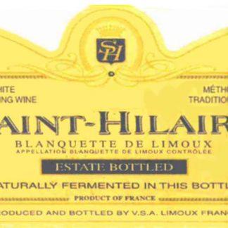 Saint Hilaire 2017 Limoux Blanc de Blanc Brut - Champagne & Sparkling