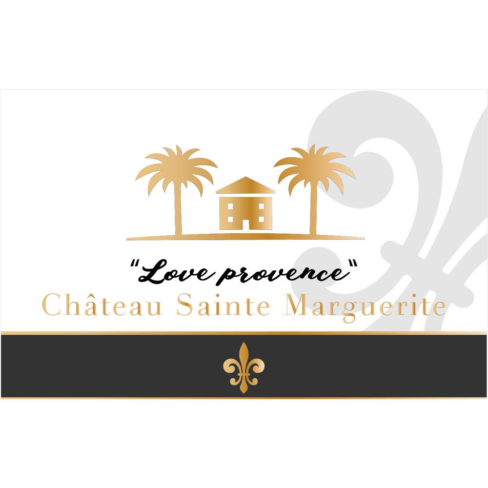 Chateau Sainte Marguerite 2018 Love Provence Rose - Rose Rose Wine