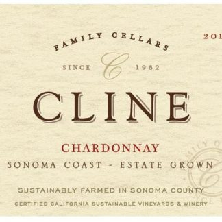 Cline 2018 Estate Chardonnay - White Wine