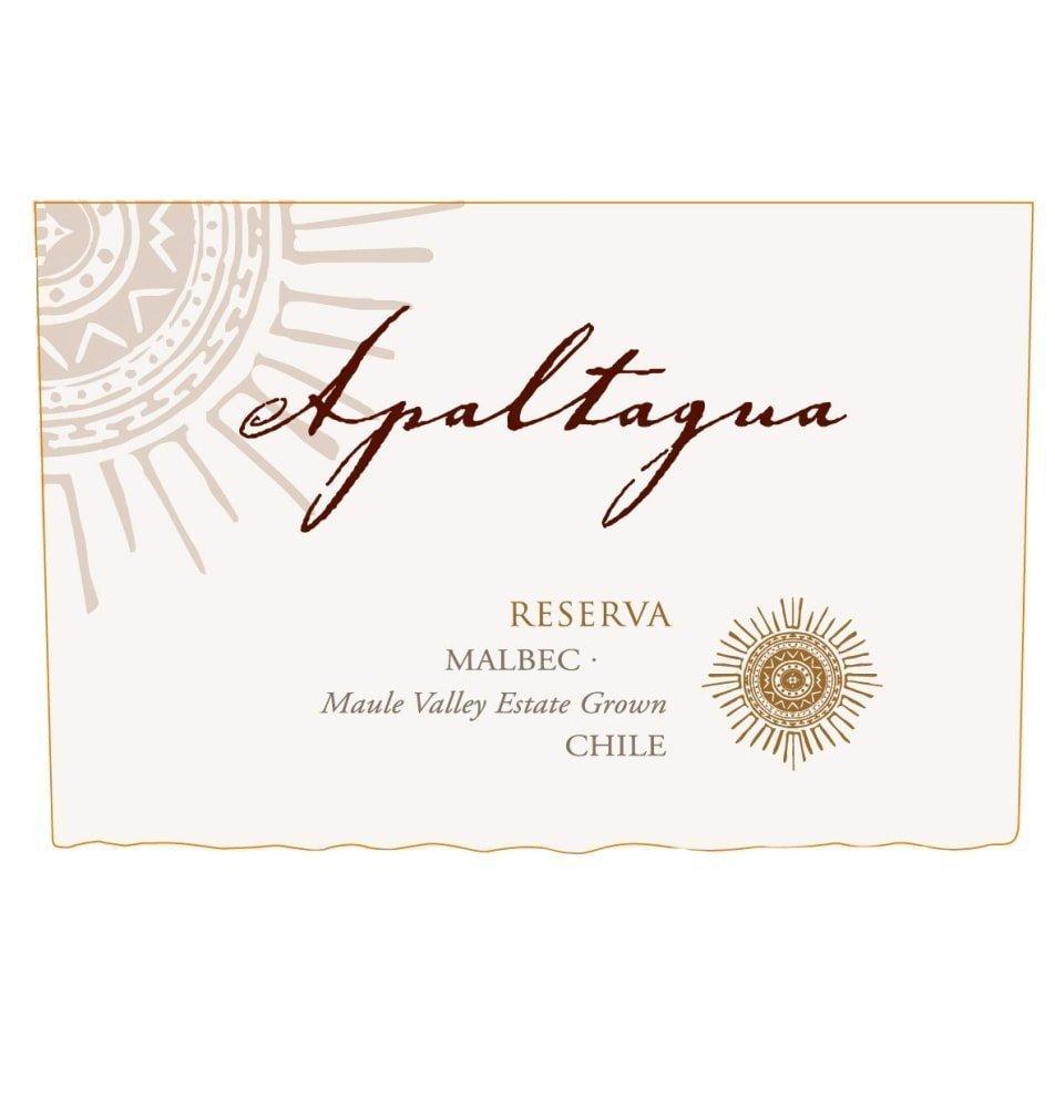 Apaltagua 2018 Reserva Malbec - Red Wine