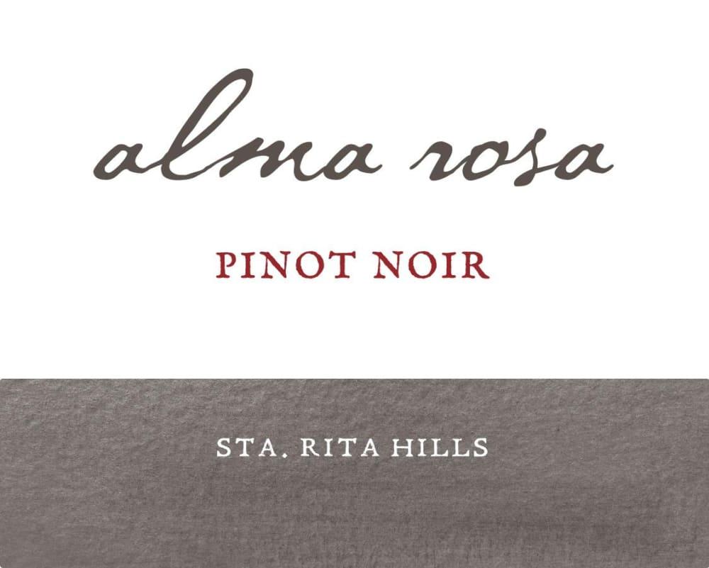 Alma Rosa 2016 Sta. Rita Hills Pinot Noir - Red Wine
