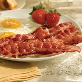 2 (13 oz. pkgs.) Precooked Hearty-Cut Bacon Slices