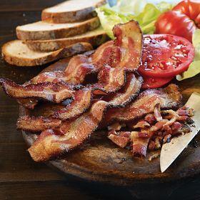 4 (1 lb. pkgs.) Applewood Smoked Steak-Cut Bacon
