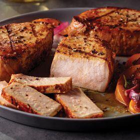 4 (4 oz.) Boneless Pork Chops