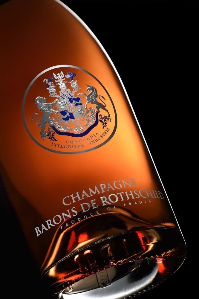 Champagne Barons de Rothschild Rose - Champagne & Sparkling