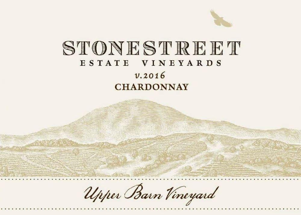 Stonestreet 2016 Upper Barn Vineyard Chardonnay - White Wine