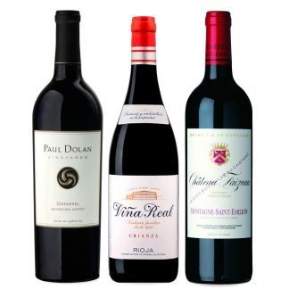 90+ Point Red Wine Gift Set - Wine Collection Gift