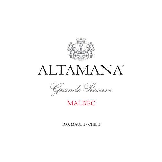 Altamana 2015 Grande Reserve Malbec - Red Wine