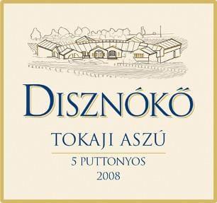 Disznoko 2008 Tokaji Aszu five Puttonyos (500ML) - Dessert Wine