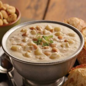 2 (16 oz. pkgs.) New England Clam Chowder