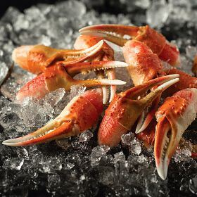 1 (1 lb. pkg.) Snow Crab Cocktail Claws