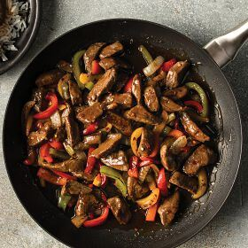 2 (24 oz.) Skillet Meal: Asian Pepper Steak