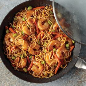 1 (25 oz.) Skillet Meal: Sweet Honey Shrimp