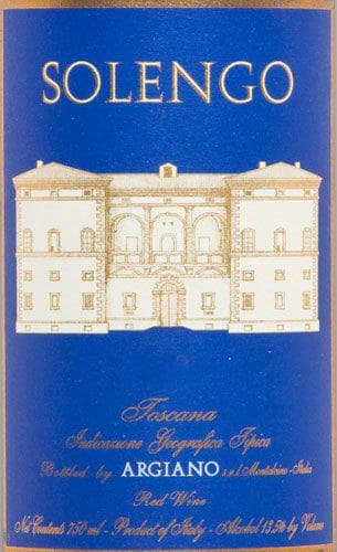 Argiano 2016 Solengo - Tuscan Blends Red Wine