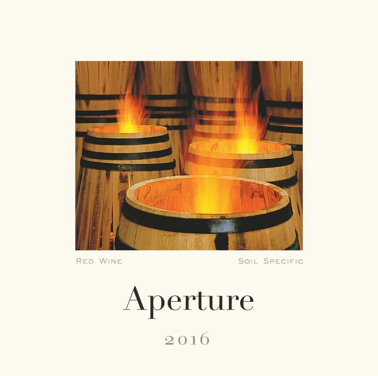 Aperture 2016 Alexander Valley Red Blend - Bordeaux Blends Red Wine