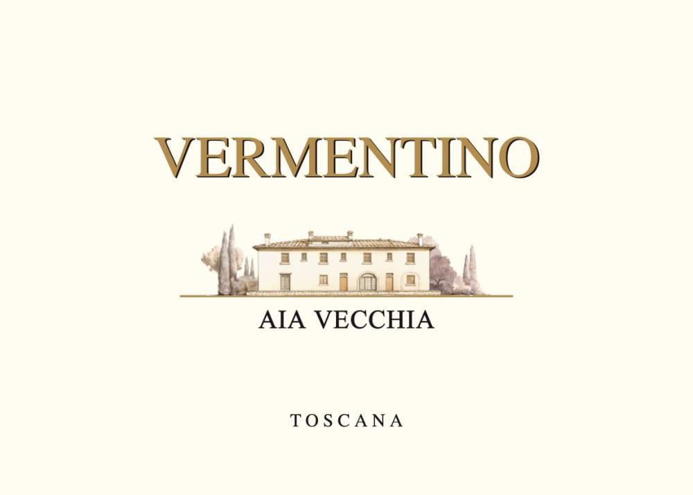 Aia Vecchia 2018 Vermentino - White Wine
