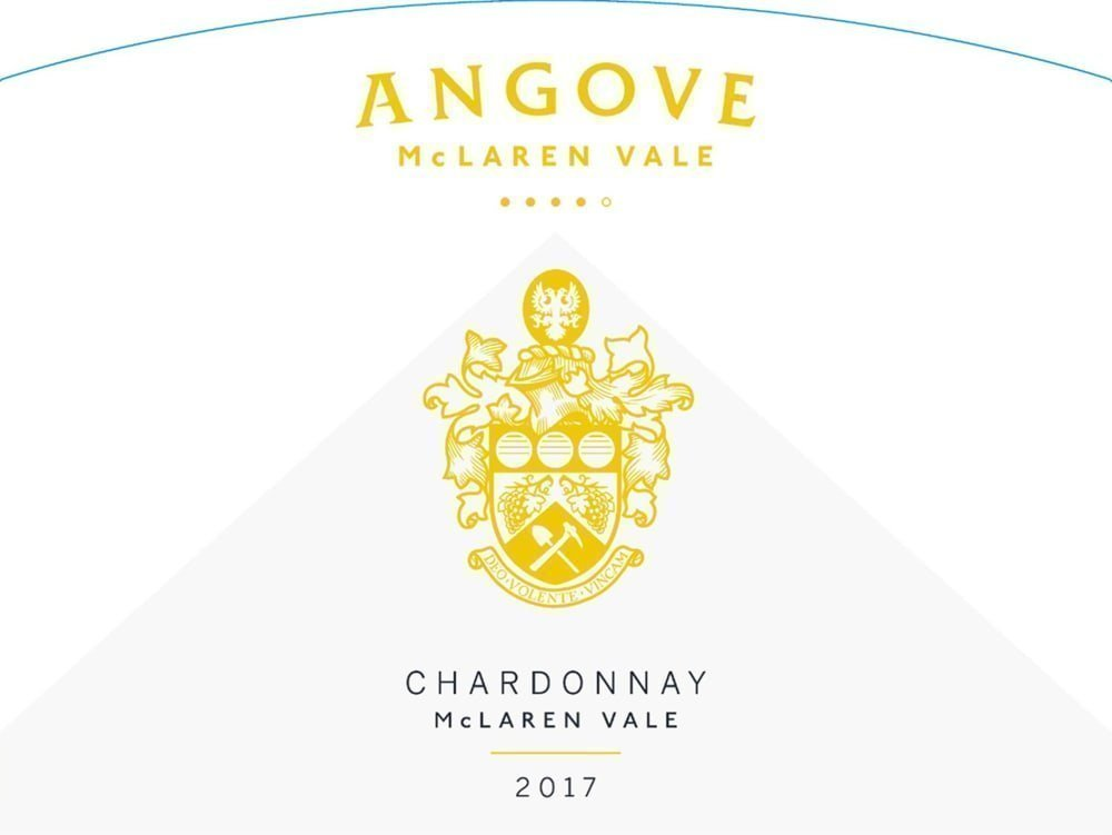 Angove Family Winemakers 2017 Family Crest Chardonnay - White Wine