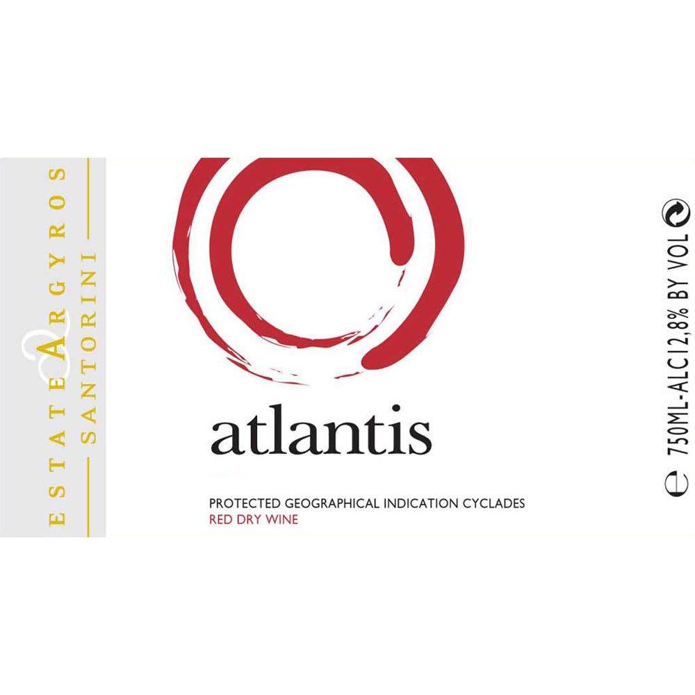 Argyros Estate 2016 Atlantis Red - Red Wine