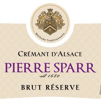 Pierre Sparr Cremant d'Alsace Reserve Brut Rose - Champagne & Sparkling