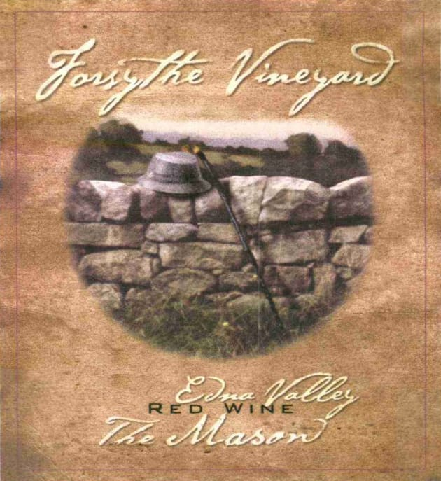 Alban 2014 ForsyVineyard Mason Mourvedre - Red Wine